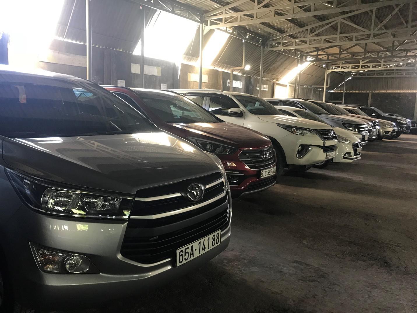 Kinh nghiệm hữu ích khi sử dụng dịch vụ thuê xe tự lái tphcm