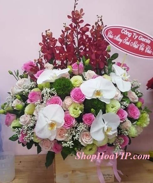 Shop hoa tươi TP Hồ Chí Minh giá rẻ, chất lượng