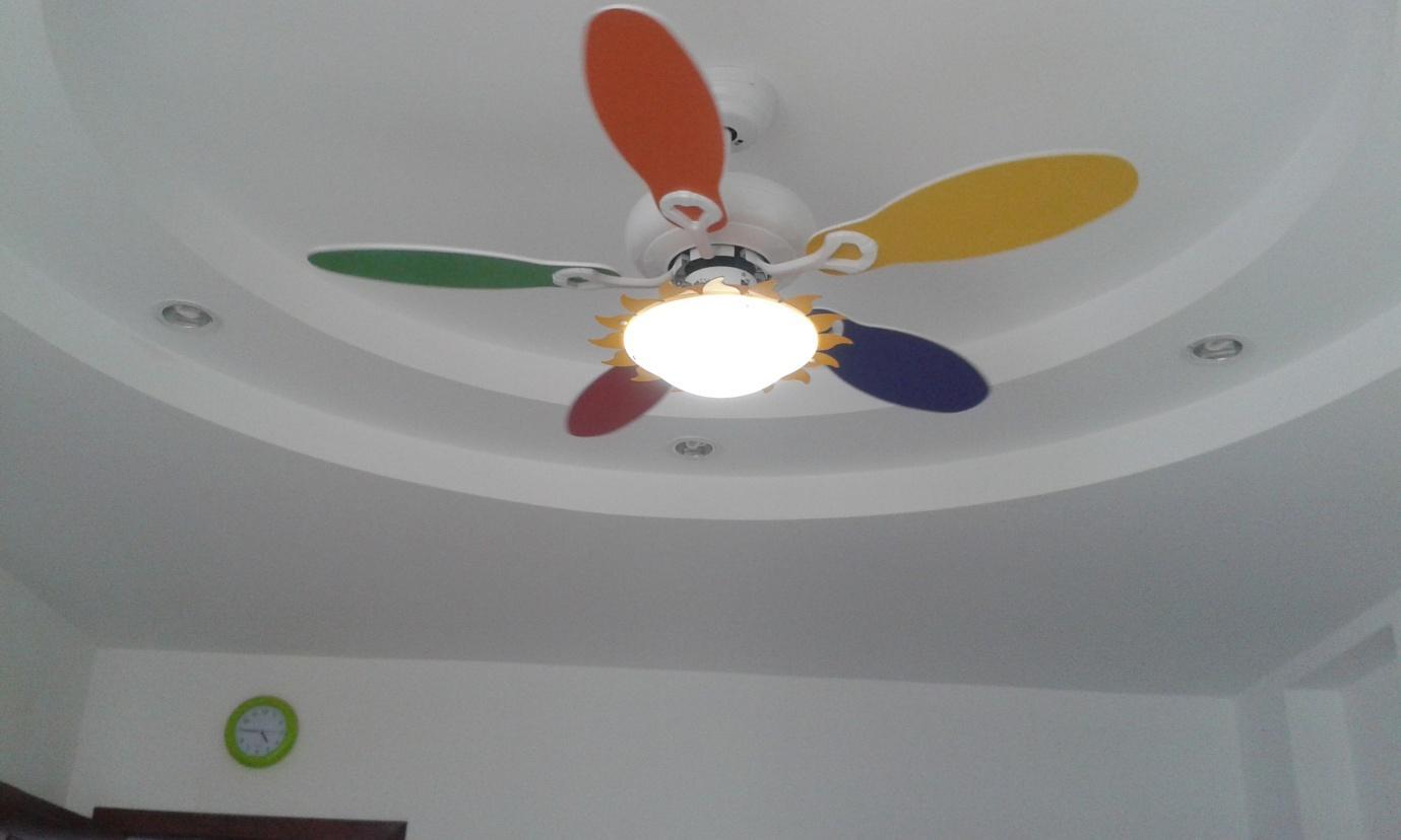 Có nên dùng quạt trần cho nhà chung cư hay không