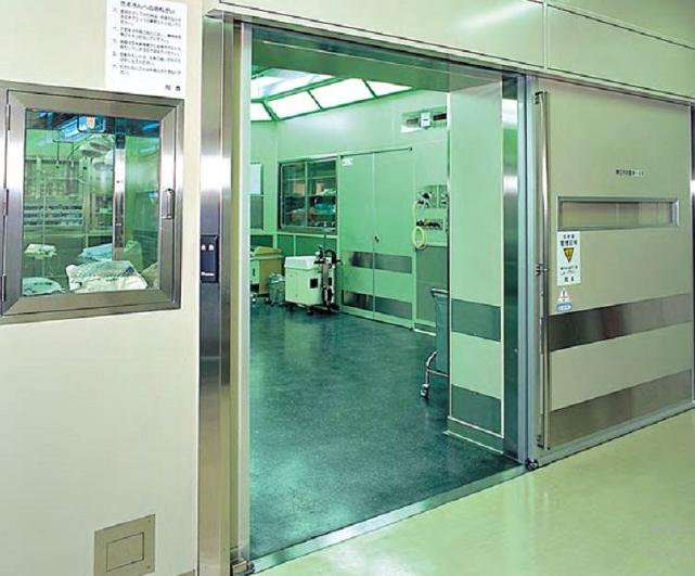Tìm hiểu về cửa tự động phòng mổ có đặc điểm gì?