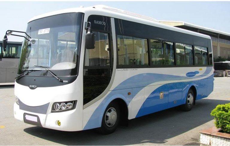 Thuê xe 29 chỗ ngồi tại TPHCM với dịch vụ thuê xe ô tô TPHCM